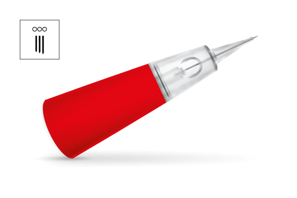 3-nano slope Genius hygiene cartridge