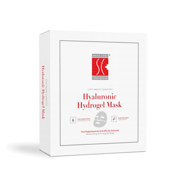 Hyaluronic Hydrogel Mask
