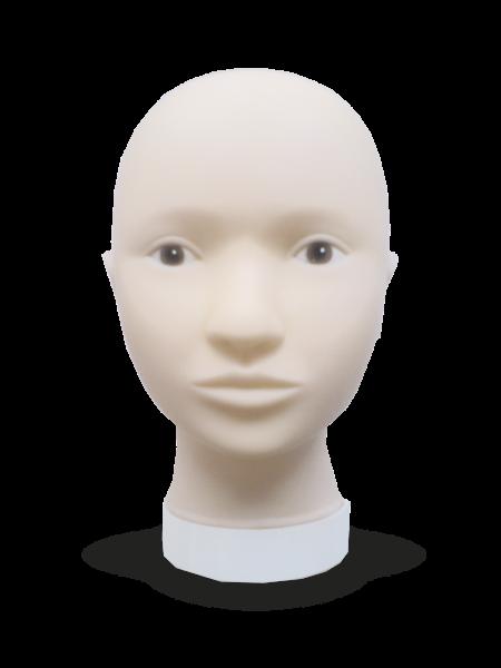 Puppenkopf - Gesichtshaut